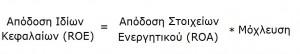 Ypologismos Apodosis Idion Kefalaion Energitiko Moxlefsi Euretirio